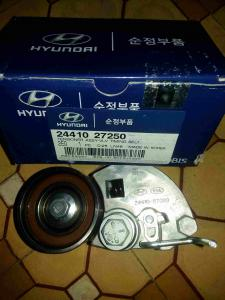 2441027250-TENSIONER ASSY-VLV TIMING BE- Tăng dây cuoroa cam santafe 2.0, 2.2 03-09